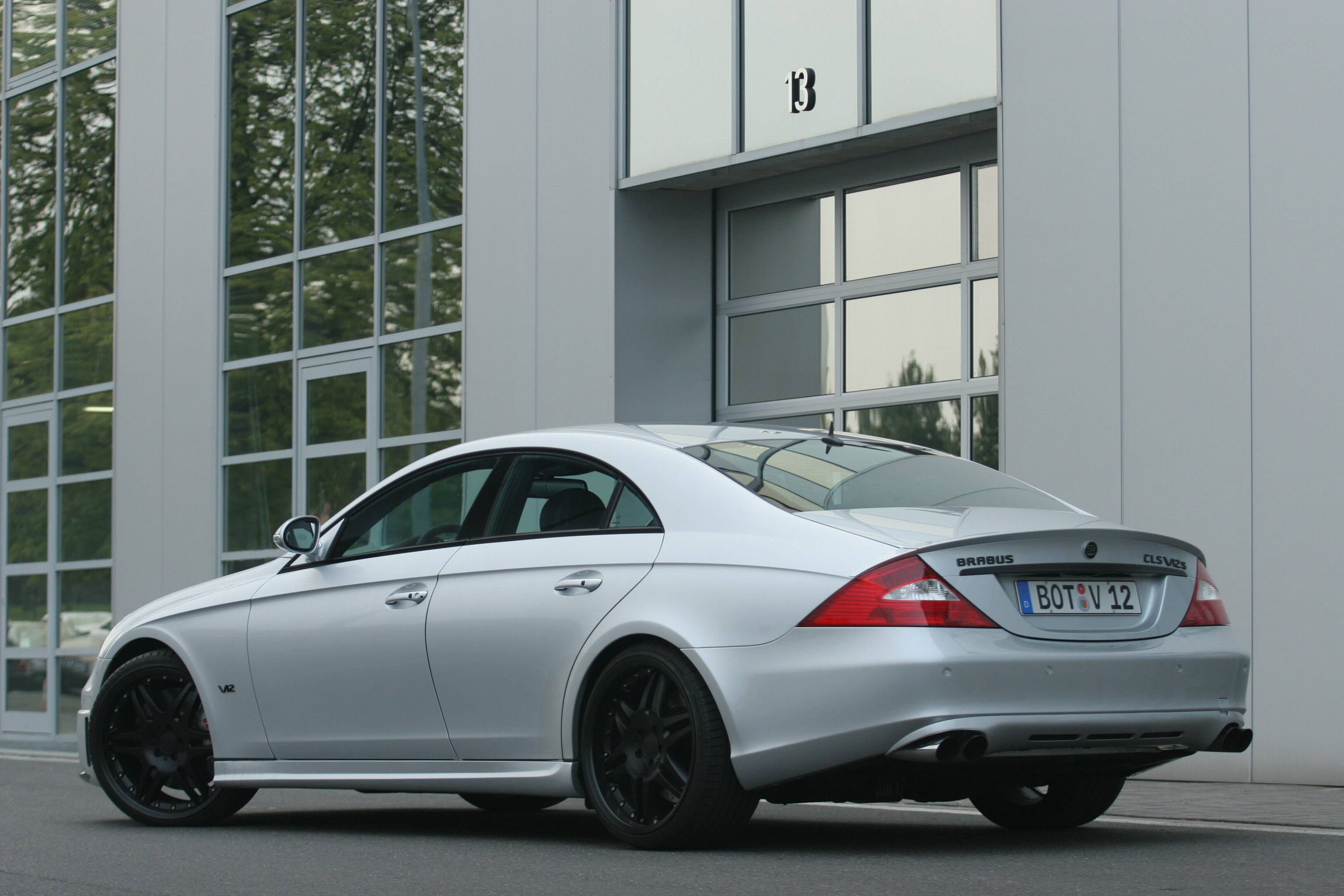 Mercedes CLS Rocket by Brabus