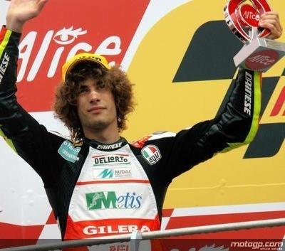 Moto GP - Catalogne: Simoncelli donne la fièvre au paddock