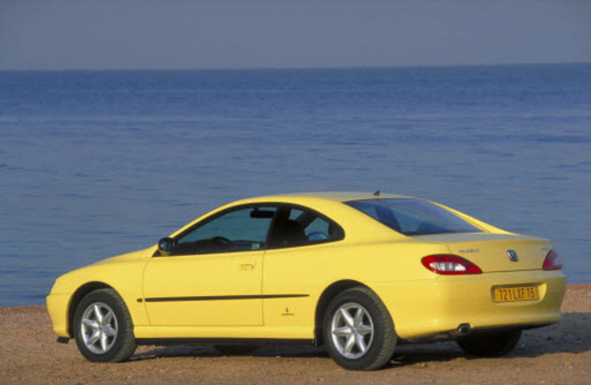 Peugeot rend hommage à Sergio Pininfarina