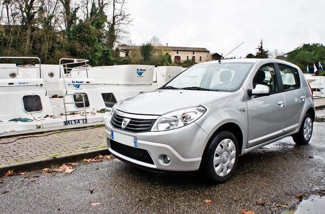 Vidéo - La minute du propriétaire : Dacia Sandero 1.5 Dci - Classe éco