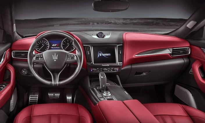 Maserati dévoile le Levante GTS