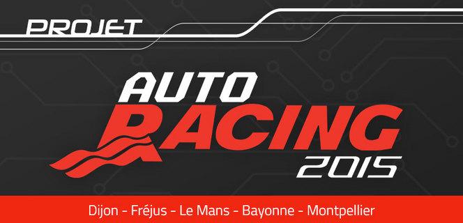 Dijon Auto Racing Projet 2015 :  c'est à vous de choisir !