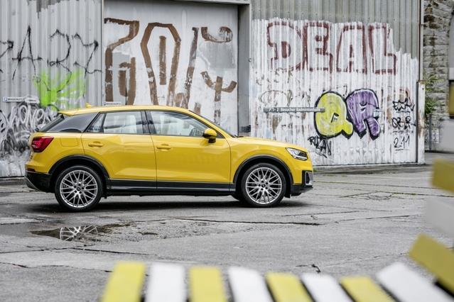 Mondial de Paris 2016 - Audi Q2: sans rival (ou presque)
