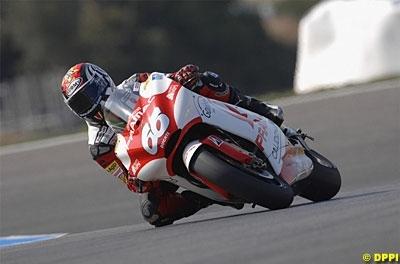 Moto GP: Portugal: Hofmann viré !