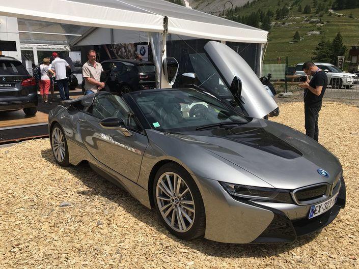 Le stand BMW/Mini - Vidéo en direct du Salon de Val d'Isère 2018