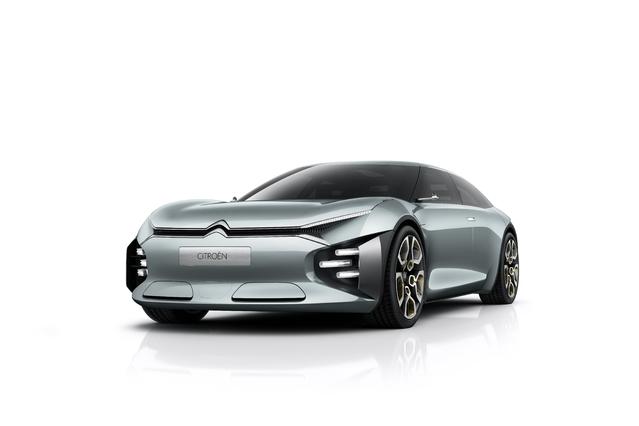 Mondial de Paris 2016 - Citroën CXperience Concept : un avant-goût de C5