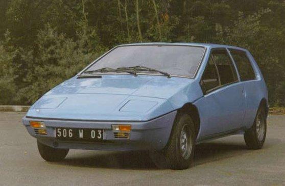 Le shooting brake Renault 14 qui n'a jamais existé