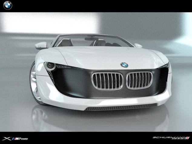 BMW X Roadster concept: décevant