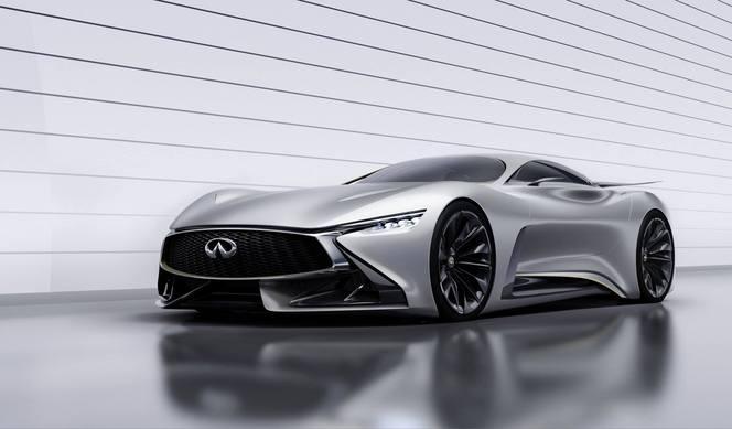 Infiniti détaille son concept Vision Gran Turismo
