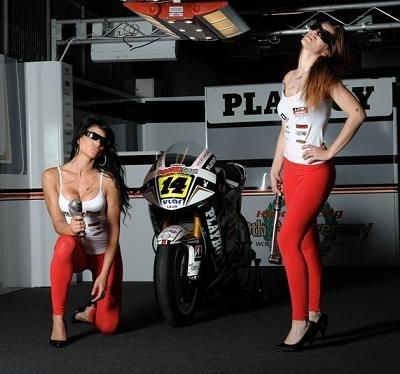 Moto GP - Catalogne: Randy loupe l'objectif pour sept millièmes