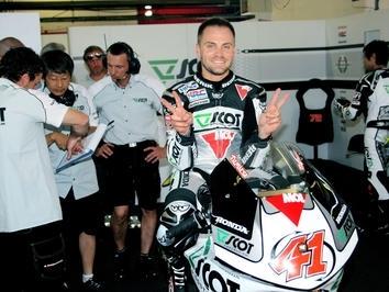 Moto GP - Honda: Le team Scot craint que le ciel lui tombe sur la tête
