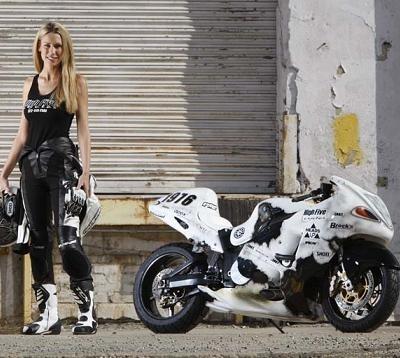 FIM - Women Ride: The L World version deux roues