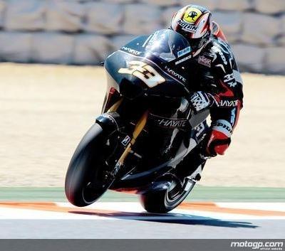 Moto GP - Catalogne: La réalité rattrape Hayate