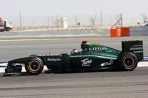 F1 Bahreïn - Libres 1 : Sutil devance tout le monde