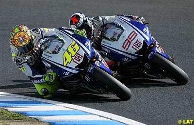 Moto GP - Catalogne: Le duel Yamaha s'annonce magnifique