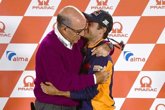 MotoGP: Dani Pedrosa ne sera jamais Champion du Monde MotoGP