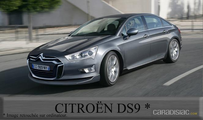 Citroën prépare une DS9 pour 2012 !