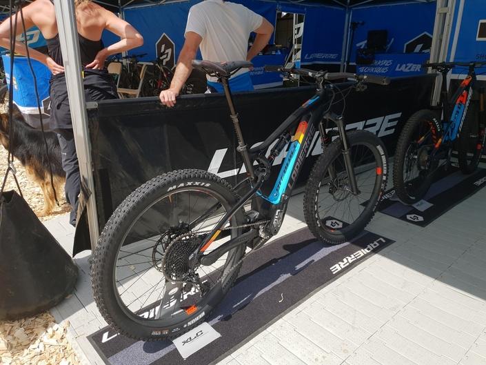 Les VTT représentent 14% du marché des vélos à assistance électrique.