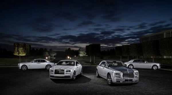 Rolls-Royce termine l'année avec sa Collection Suhail