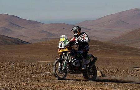 Dakar 2011 : 10ème étape, pour le retour en Argentine, Marc Coma bétonne sa place
