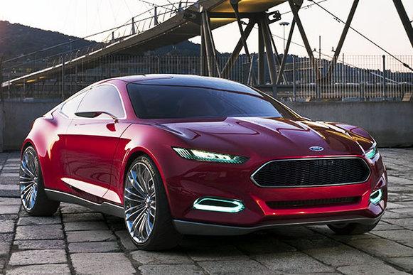 Voici le nez de la future Ford Mustang