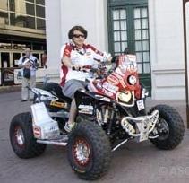 Dakar 2011 : 10ème étape, Alejandro Patronelli revient chez lui en leader