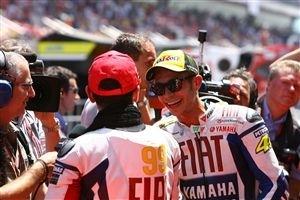 Moto GP - Catalogne: Plus beau que Laguna Seca selon Rossi