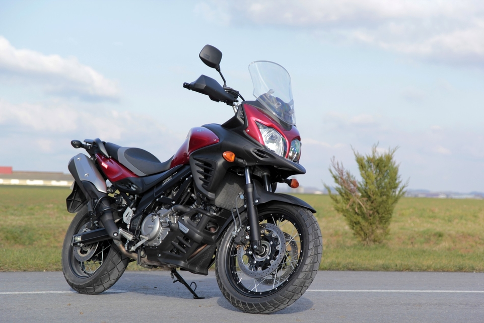 Essai Suzuki V-Strom 650 XT : un coup de jeune