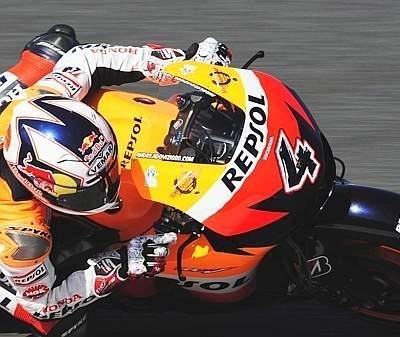 Moto GP - Catalogne: Dovizioso s'est encore mis en quatre