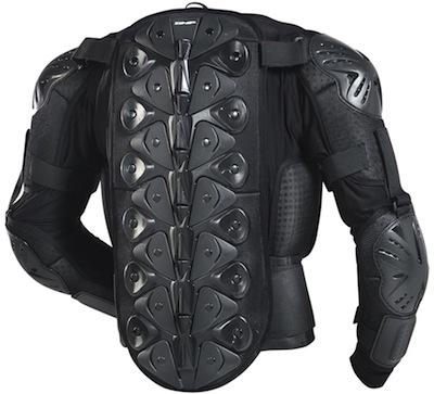 Gilet DMP Ninja: armure de protection.