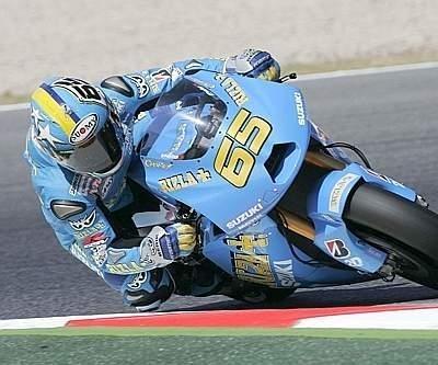 Moto GP - Catalogne: Capirossi, l'assurance vie de Suzuki