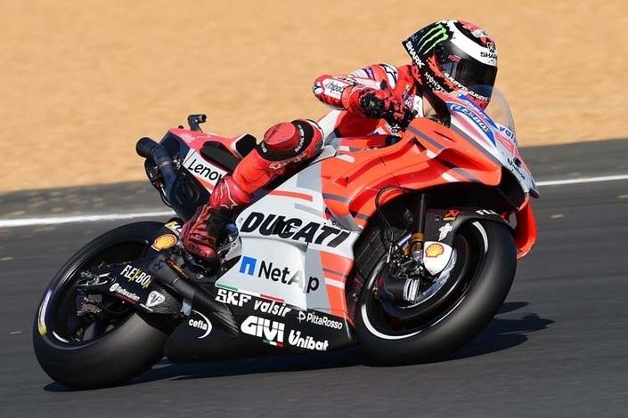 MotoGP - Allemagne J.1: les surprises Lorenzo et Ducati!