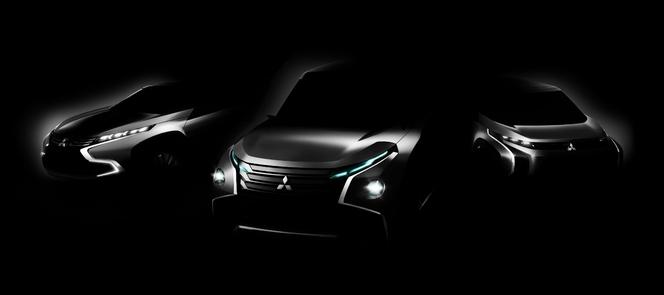 Mitsubishi présentera trois concepts au salon de Tokyo