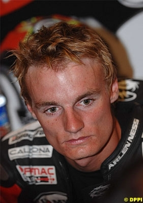 Moto GP: Japon: Chaz Davies forfait !