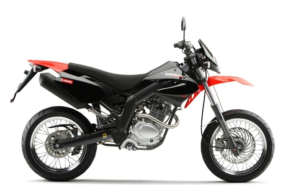 Promotions surprises sur certaines motos Derbi 125 cm3