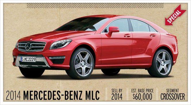 Mercedes va lancer un rival au BMW X6