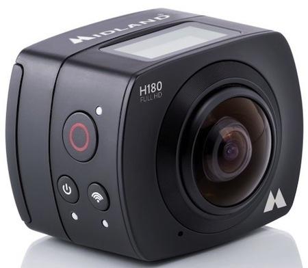 Midland H360 pour à 360°