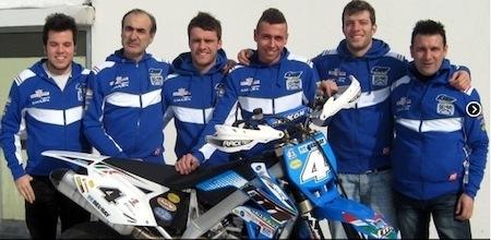 Supermotard 2012: TM Racing et Thomas Chareyre seront bien là...