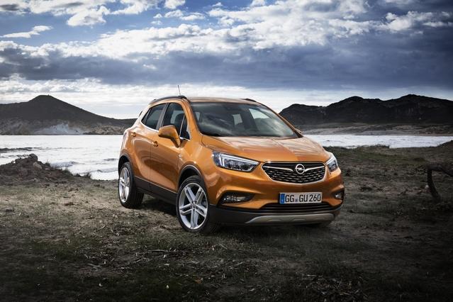 Mondial de Paris 2016 - Opel Mokka X: dans son époque