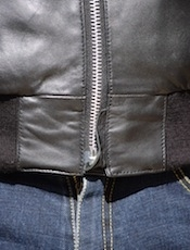 Essai Mac Adam Donington: un blouson cuir ultra souple.