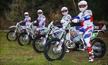 Voici le Team Enduro Dafy pour la saison 2017