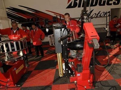 Moto GP 2008: Une nouvelle victoire pour Bridgestone