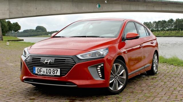 Mondial de Paris 2016 - Hyundai Ioniq: la Prius coréenne