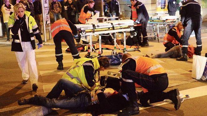 Un chauffard fauche volontairement 11 personnes à Dijon