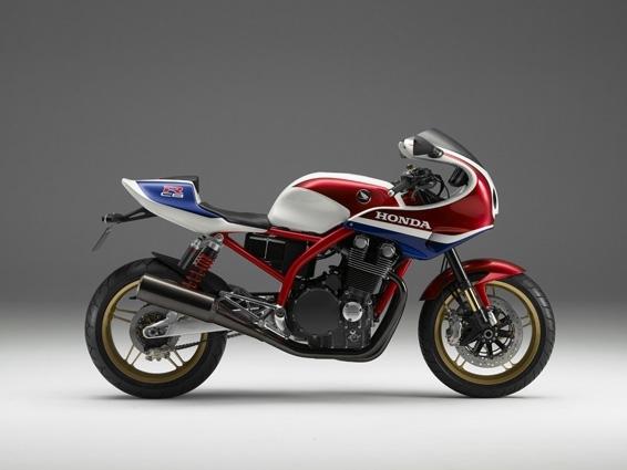 Nouveauté 2008 : prototype Honda