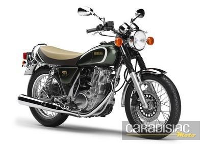 """Yamaha 400 SR """"35th Anniversary"""": mobilisation pour l'importation."""