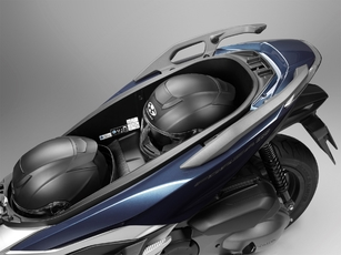 Essai Honda Forza 300 cm3 2018 : petit GT, mais grand coeur