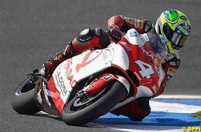 Moto GP: Barros se prépare à la retraite
