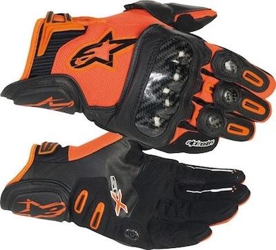 """Alpinestars SP-X: du gant racing pour les roulages """"street""""."""