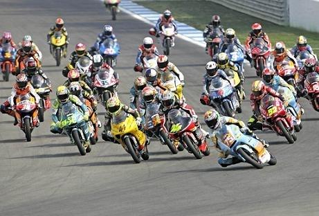 Le jeune Rossi a participé à son premier Grand-Prix